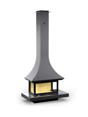 Дизайнерский камин АРТ П3С 12060